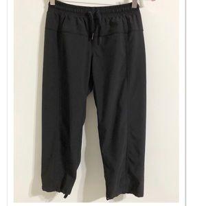 Lululemon Athletica Black Step Lively Crop Pants